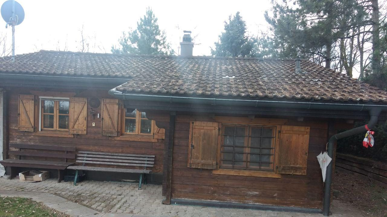 Hütte-Nordseite